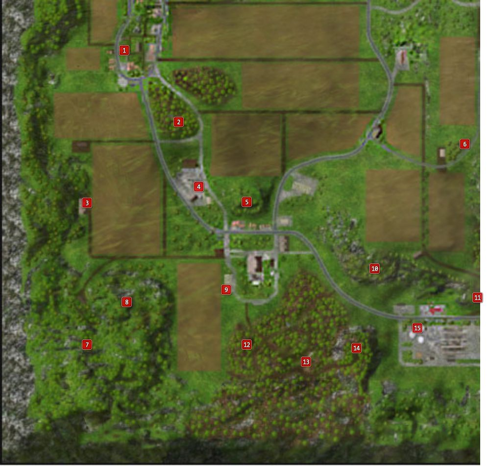 Farming Simulator 15 - Gold Coins - Sector E