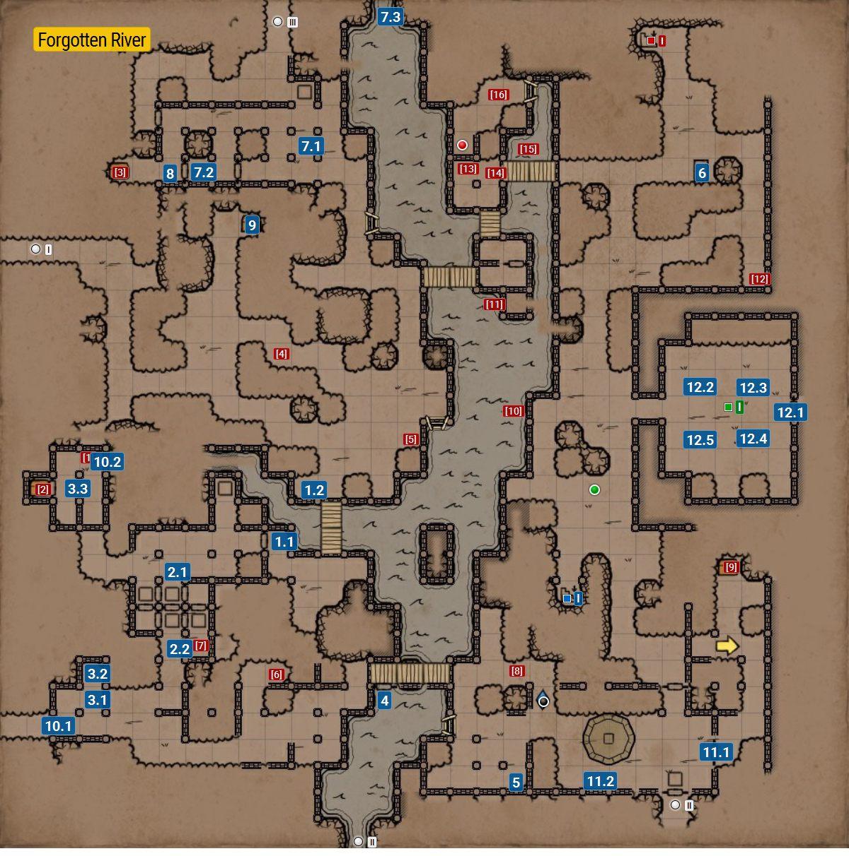 Legend of grimrock 2 прохождение