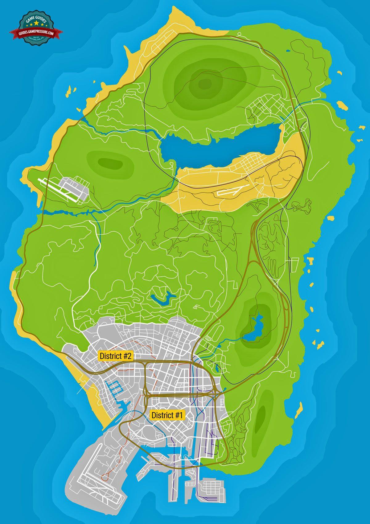 GTA V Map - Prostitutes