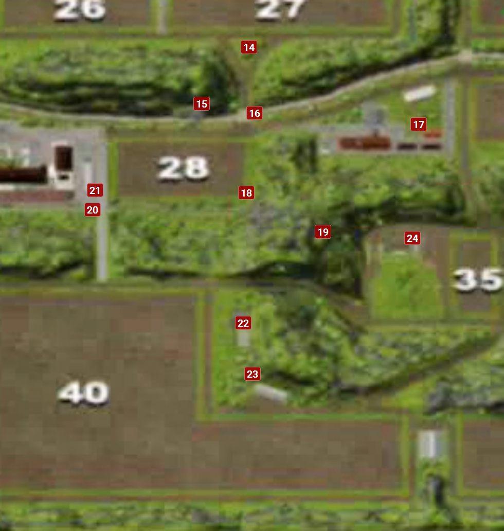 Area B: horseshoes #14-#24 | Horseshoes - Farming Simulator 2013 ...