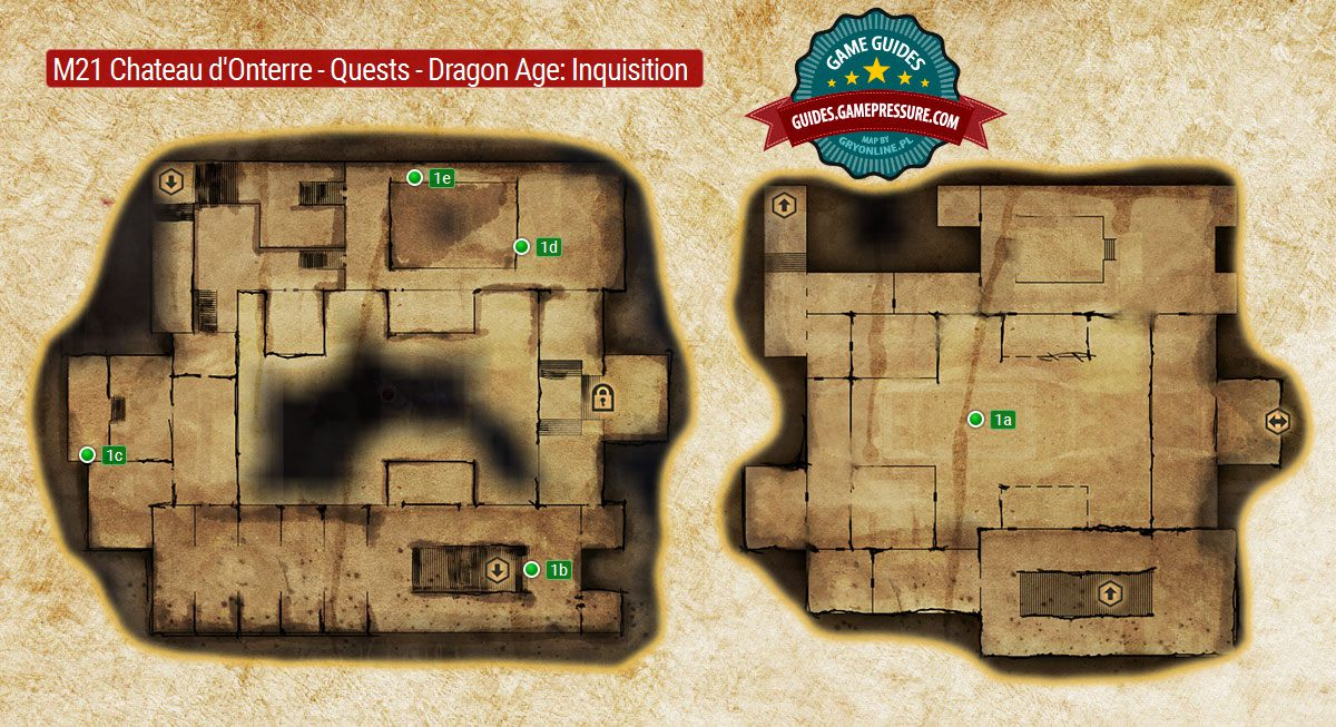 M21 Chateau d'Onterre - Quests - Dragon Age: Inquisition