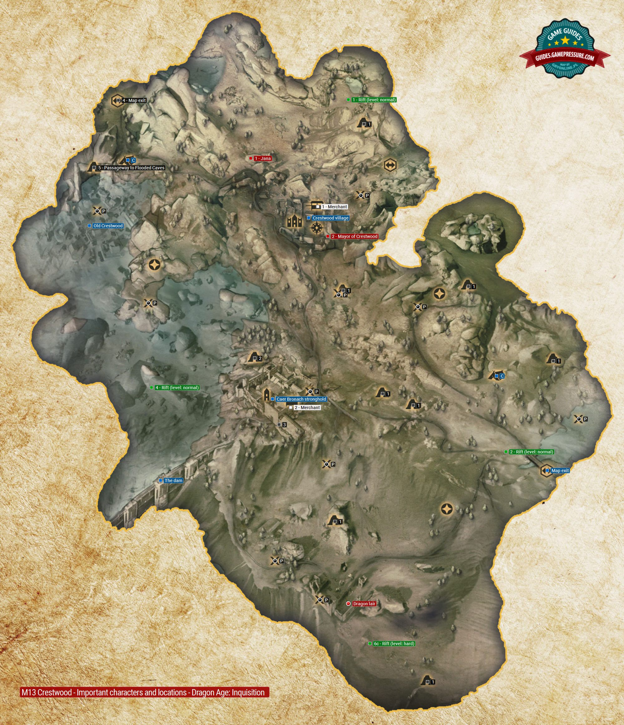 M13 Crestwood - Important characters and locations - Dragon Age: Inquisition