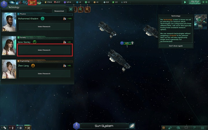 How to set foundations for the empire in Stellaris? - Stellaris