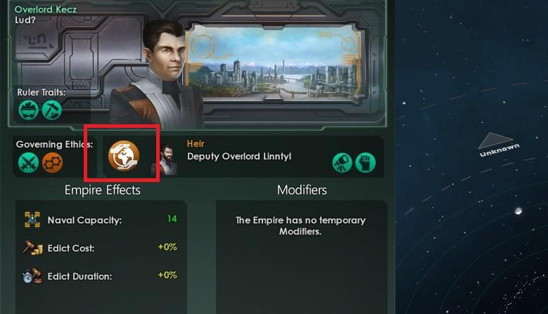 Government modifiers in Stellaris - Stellaris Guide