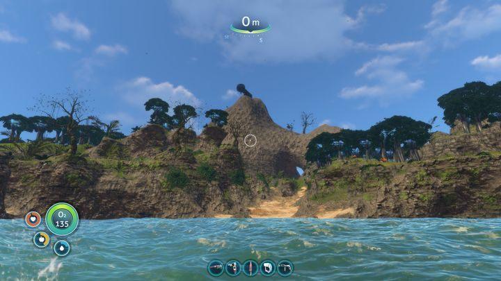 Floating Island   Biomes in Subnautica - Subnautica Game ...