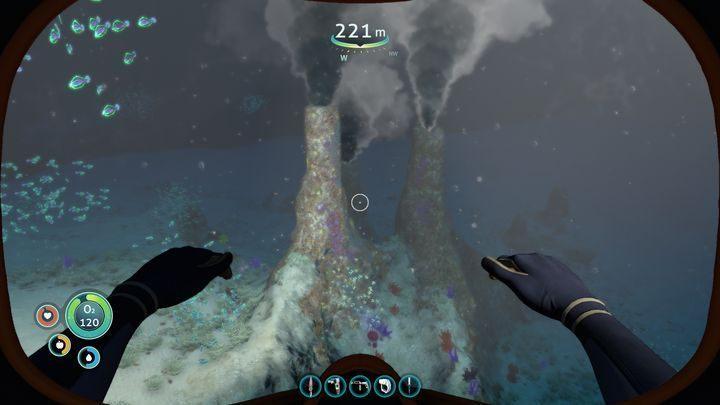 Dunes Biomes In Subnautica Subnautica Game Guide Gamepressurecom