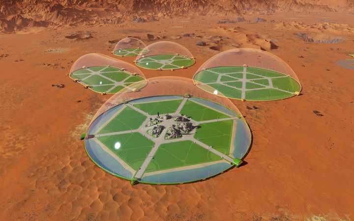 Expanding your base in Surviving Mars - Surviving Mars Game Guide