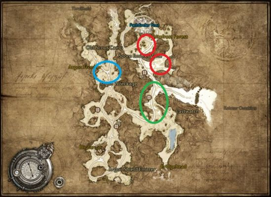 Levels 54-60 | Leveling-up through grind - TERA Game Guide