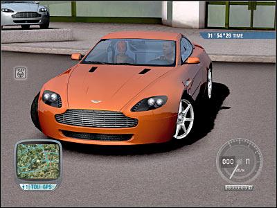 Aston Martin Cars Test Drive Unlimited Game Guide Gamepressure Com