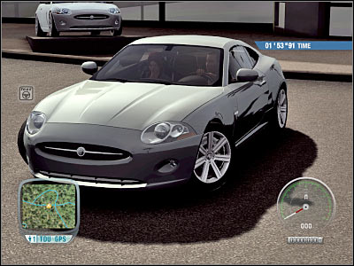 Dealership: JAGUAR   Jaguar   Cars   Test Drive Unlimited   Game Guide And  Walkthrough