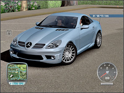 Dealership: MERCEDES-BENZ - Mercedes-Benz - Cars - Test Drive Unlimited - Game Guide and Walkthrough