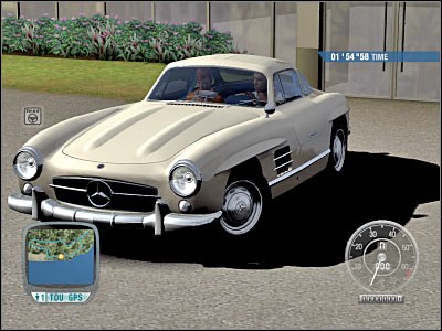 Dealership: EUROPEAN CLASSIC - Mercedes-Benz - Cars - Test Drive Unlimited - Game Guide and Walkthrough