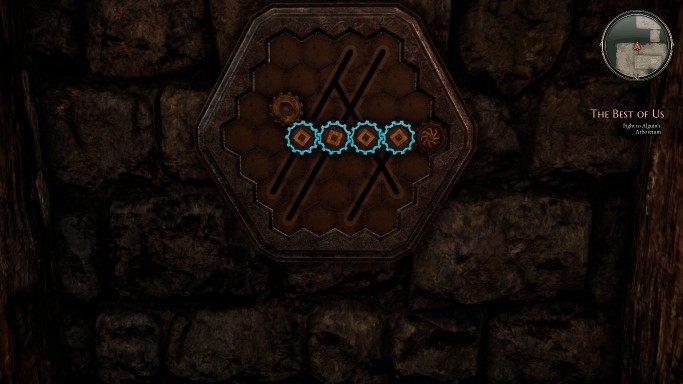 Следующая ловушка может быть снята с охраны с помощью шестерни - Gears |  Головоломки в The Bards Tale 4 - Пазлы - The Bards Tale 4 Game Guide