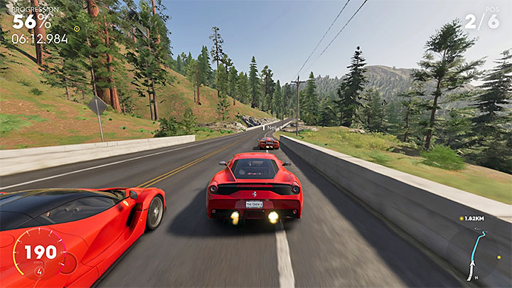 There is unfortunately an unpleasant phenomenon in The Crew 2, which is called rubberbanding - The Crew 2 Game Guide