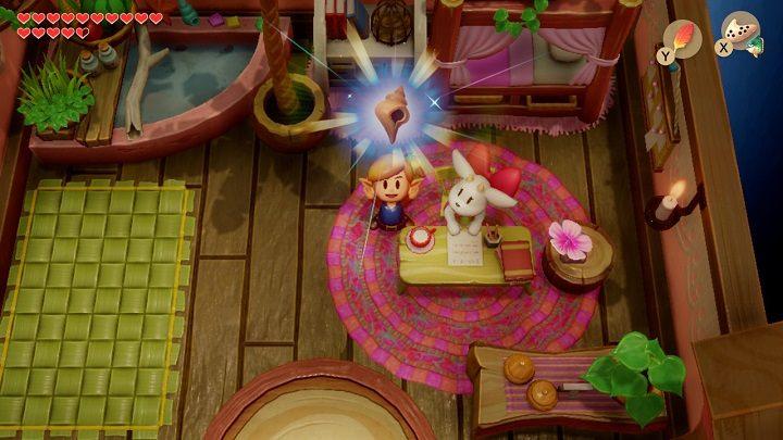 Secret Seashells In Link S Awakening Link S Awakening