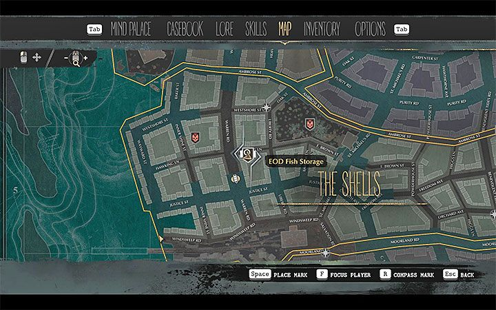 You can get this trophy/achievement during Quid Pro Quo main case - Brutal Honesty | Trophie in The Sinking City - Trophy guide - The Sinking City Guide