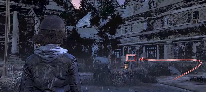 Секрет № 3 - Секреты |  Эпизод 1 The Walking Dead Последний сезон - Эпизод 1 - Готово Бег - The Walking Dead The Final Season Game Guide
