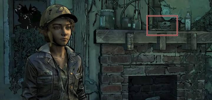 Секрет № 5 - Секреты |  Эпизод 1 The Walking Dead Последний сезон - Эпизод 1 - Готово Бег - The Walking Dead The Final Season Game Guide