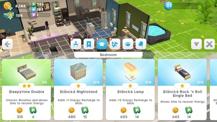 sims mobile wedding quest