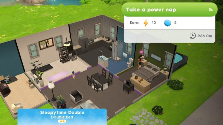 Controls & System requirements for The Sims Mobile - The Sims Mobile