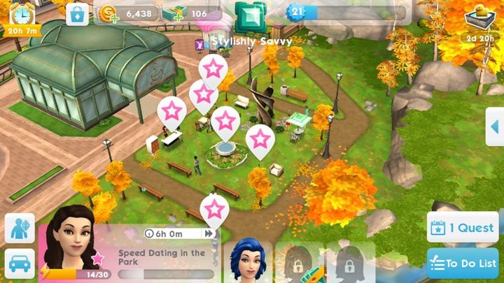 dating sims mobile games