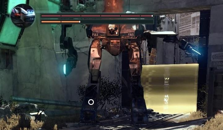 The following chapter describes a showdown with one of the bosses in The Surge - P.A.X | First boss in The Surge - Bosses - The Surge Game Guide