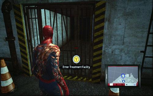 The amazing spider man app free