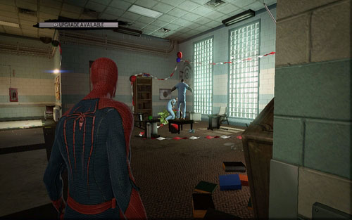 Chapter 02 escape impossible collectibles inside buildings the
