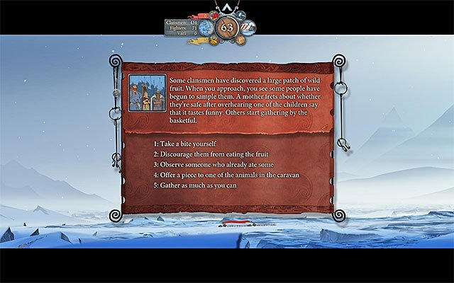 Journey to Wyrmtoe | Chapter 4 - The Banner Saga Game Guide