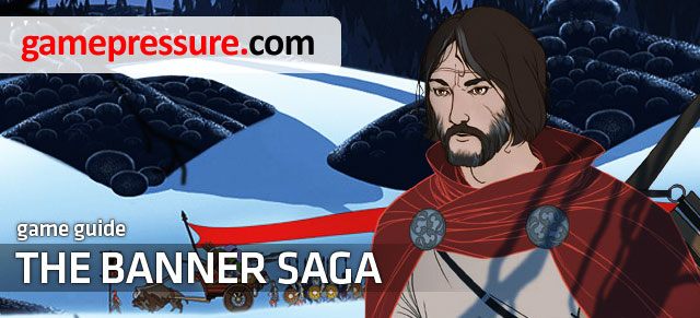 This unofficial guide to The Banner Saga consists primarily of a very detailed walkthrough of the singleplayer mode - The Banner Saga - Game Guide and Walkthrough