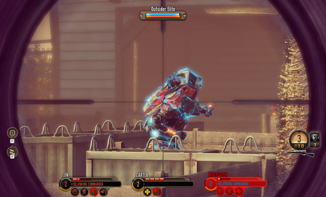 Operation guardian walkthrough the bureau xcom for Bureau xcom declassified weapons