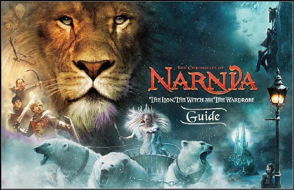 Hello to all of you, both older and younger fans of the world of fairy-tales and fantasy - The Chronicles of Narnia - Game Guide and Walkthrough