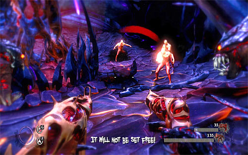 Heart Of Darkness | Walkthrough - The Darkness II Game ...