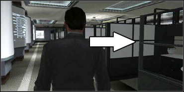 Go to the Administrator's office - Bank of Zurich - Walkthrough - The Da Vinci Code - Game Guide and Walkthrough