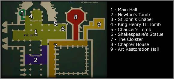 Westminster Abbey | Walkthrough - The Da Vinci Code Game