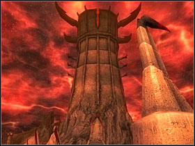 This tower is very similar to what you've seen in Kvatch - Bruma Gate - Main plot walkthrough - The Elder Scrolls IV: Oblivion - Game Guide and Walkthrough