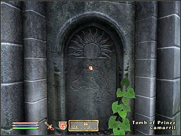Go to Imperial City Palace and wait until noon - The Path of Dawn - Main plot walkthrough - The Elder Scrolls IV: Oblivion - Game Guide and Walkthrough