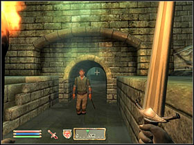 Baurus turns out to be quite familiar with city sewers and will lead you to the meeting point - The Path of Dawn - Main plot walkthrough - The Elder Scrolls IV: Oblivion - Game Guide and Walkthrough