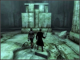 Arpenia is quite a big, empty dungeon - Fighters Guild part III - The Guilds quests - The Elder Scrolls IV: Oblivion - Game Guide and Walkthrough