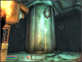 Mysterious column. - Mages Guild part III - The Guilds quests - The Elder Scrolls IV: Oblivion - Game Guide and Walkthrough