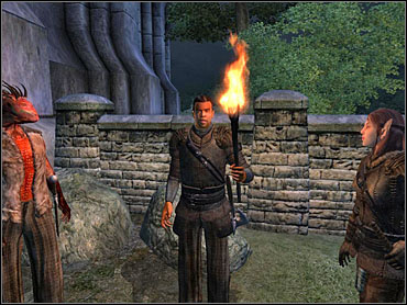 HINT: Armand won't talk 'business' with you in any other time or place, each time you want to report after performing a quest you have to wait until midnight and go to Garden of Daleroth - Thieves Guild part I - The Guilds quests - The Elder Scrolls IV: Oblivion - Game Guide and Walkthrough