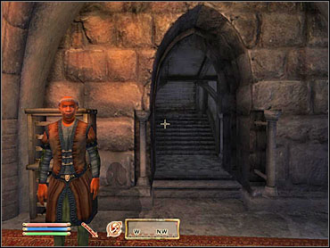 Talk to one of the beggars once again - Thieves Guild part II - The Guilds quests - The Elder Scrolls IV: Oblivion - Game Guide and Walkthrough