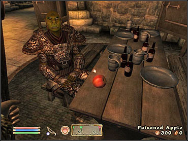 Try to avoid the skeleton called Dark Guardian, who's walking around the place - Dark Brotherhood part III - The Guilds quests - The Elder Scrolls IV: Oblivion - Game Guide and Walkthrough