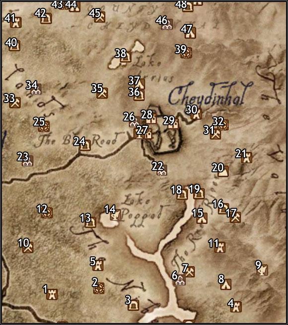 Map Segment #9 | Province of Cyrodiil - The Elder Scrolls IV ... on oblivion film location, oblivion houses, oblivion menu, pilgrimage oblivion elder scrolls wayshrine location, oblivion map size, oblivion pilgrimage wayshrines map, oblivion cyrodiil map,