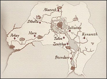 Knights of the nine pilgrimage the elder scrolls iv oblivion the map that the prophet gave you shown above lacks accuracy pilgrimage gumiabroncs Choice Image
