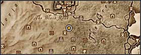 Dibella - near Fort Camala - Pilgrimage - Knights of the Nine - The Elder Scrolls IV: Oblivion - Game Guide and Walkthrough