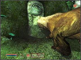 After a while a giant bear will appear and attack you - Nature's Fury - Knights of the Nine - The Elder Scrolls IV: Oblivion - Game Guide and Walkthrough
