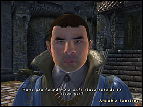 Where: Bliss, Big Head - Side Quests: New Sheoth - Quests - The Elder Scrolls IV: Oblivion - Game Guide and Walkthrough