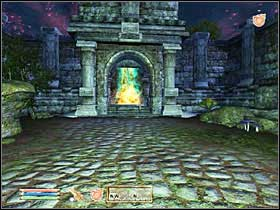 When you're back to New Sheoth, go to Sacellum Arden-Sul and talk to the priests in there - Main Quests part II - Quests - The Elder Scrolls IV: Oblivion - Game Guide and Walkthrough