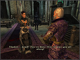 To become the duke of Dementia, you have to kill Lady Syl - Main Quests part II - Quests - The Elder Scrolls IV: Oblivion - Game Guide and Walkthrough